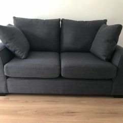 Small Grey Sofa Next Heated Leather Reclining In Broughty Ferry Dundee Gumtree