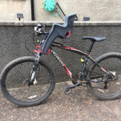 The Bike Chair That Turns Into A Bed Rabbit Childs Seat In Sketty Swansea Gumtree