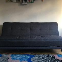Corner Sofa Bed East London Innovation Recast Dark Leg Blue Nist Yoko Grey In Gumtree
