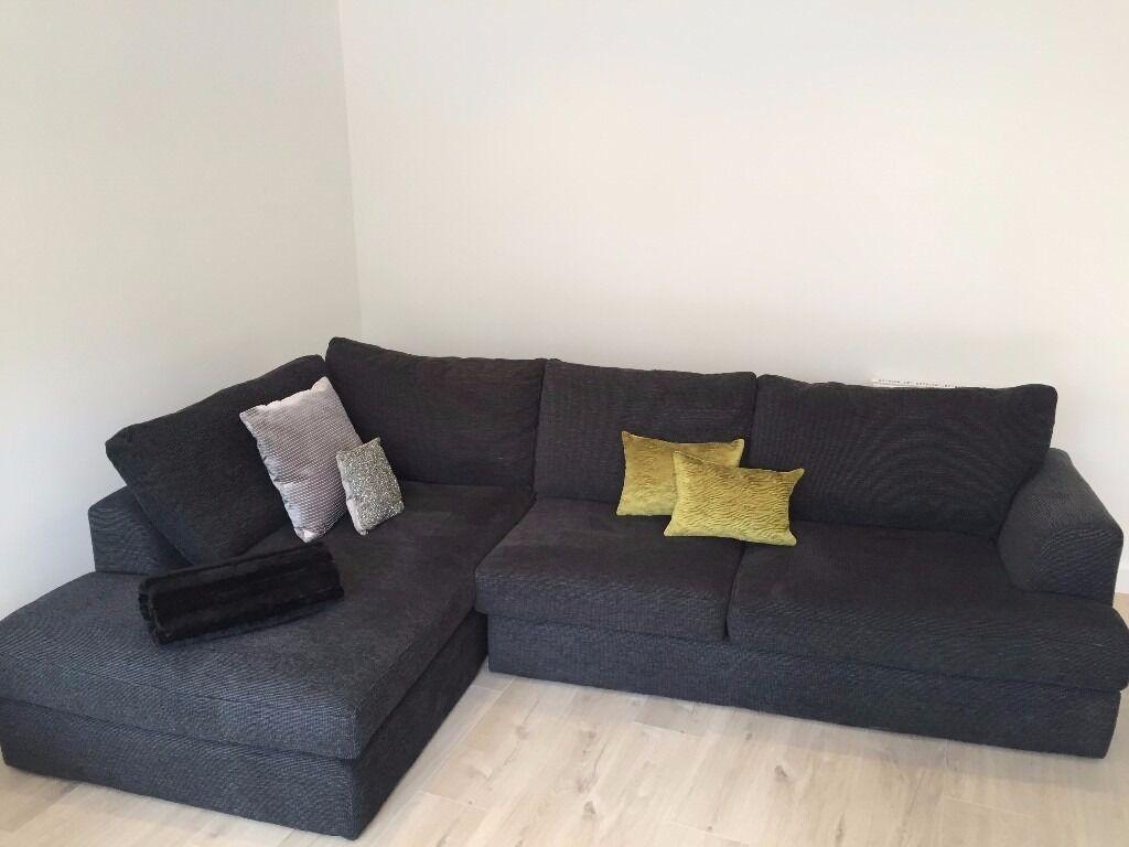 felix leather lh corner chaise sofa best set in delhi next stratus iii large end left