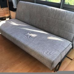 Ikea Sofa Bef 60 Inch Long Sleeper Karlaby 3 Seater Bed And Mattress For Sale In
