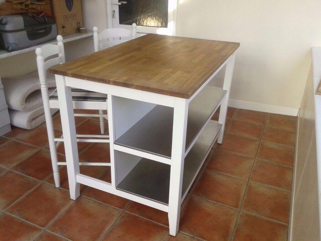 kitchen island chairs uk proper chair posture ikea stenstorp unit 43 2 bar in