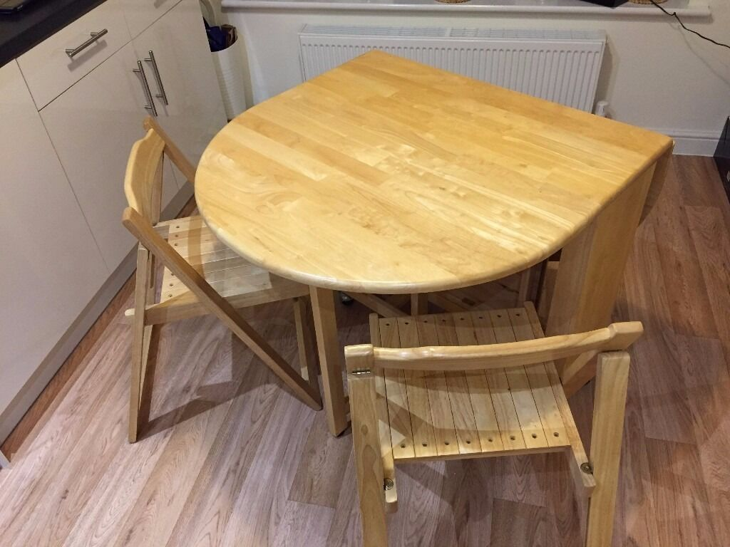 rubberwood butterfly table with 4 chairs kids chair umbrella a solid john lewis folding dining and four