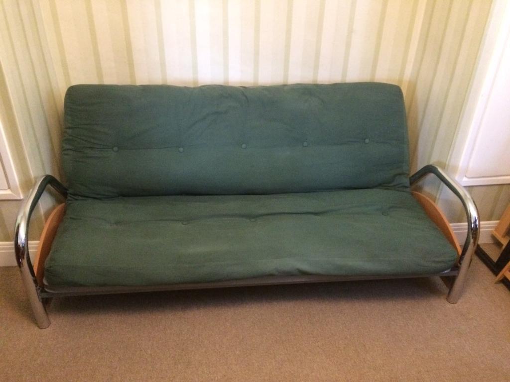 metal frame sofa bed fabric designs india futon