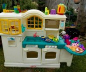 country kitchen little tikes