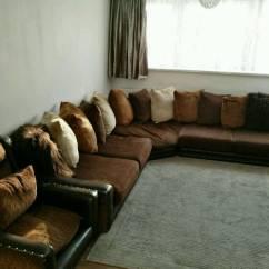Floor Seating Sofa Uk Over Lamp Corner Set Leather Low Arab Style In