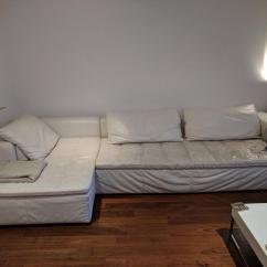 Grey Crushed Velvet Chair Covers Fisher Price Booster Bo Concept Mezzo Sofa | In Islington, London Gumtree