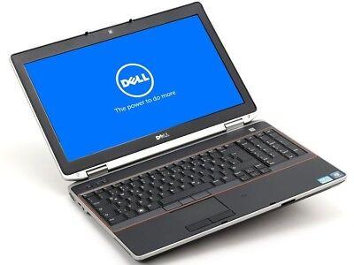 Dell Latitude E6520 Notebook 15,6