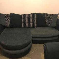 Four Seat Sofa With Chaise 100 Inch Cover 4 Seater 3 Double Bed In