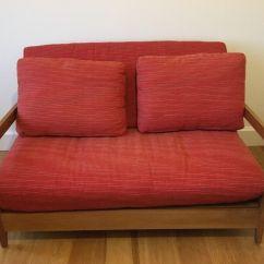 Bed And Sofa Factory Darlington 7 Ft Bean Bag Futon Tri Fold