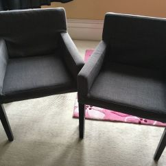 Ikea Nils Chair Covers Uk Heavy Duty Lawn Chairs Dining Room In Redhill Surrey Gumtree