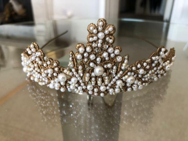 tiara bridal accessory | in clifton, bristol | gumtree