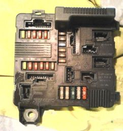 renault fuse box came off a 2005 scenic [ 1024 x 768 Pixel ]