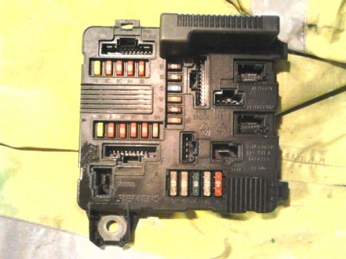 small resolution of renault fuse box came off a 2005 scenic