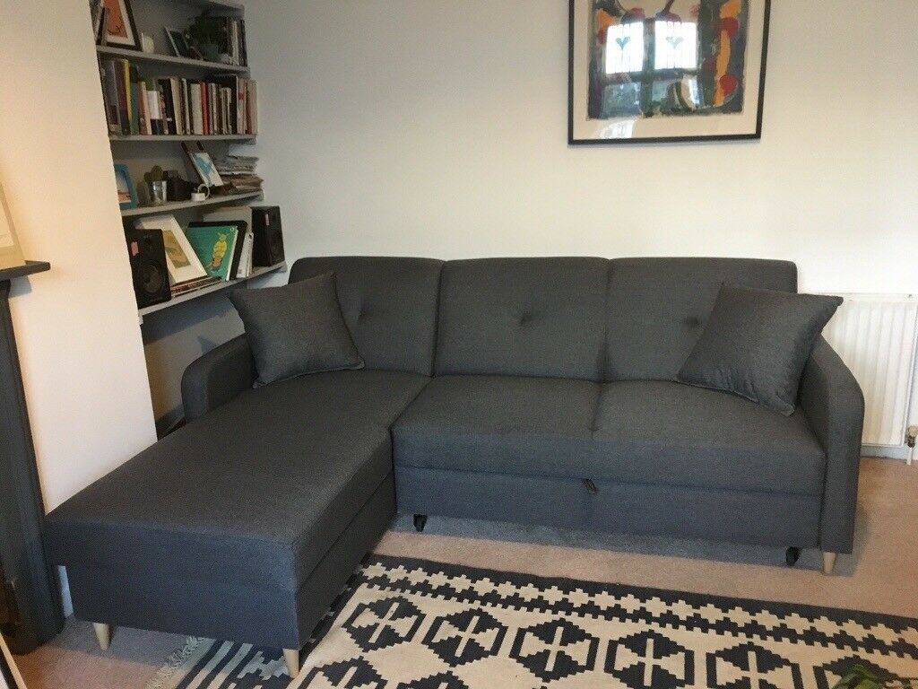 corner sofa bed west london dillards sleeper brand new in north