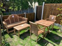 teak garden furniture 80