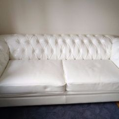 Chesterfield Sofa Bed Stylish Futon Beds Cream In Craigavon County Armagh