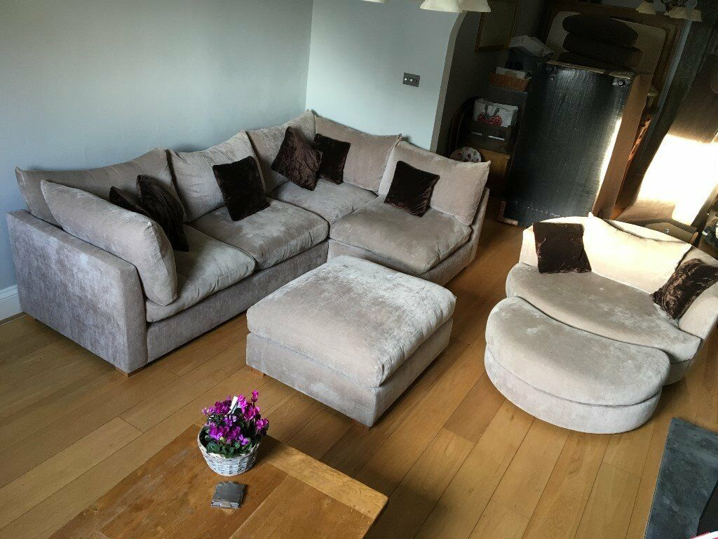 oak furniture land living room sets wall mount tv ideas for diy stunning sofastore covent garden corner sofa cuddle chair and footstools