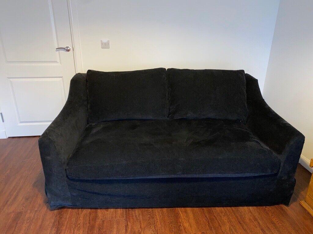 Don't miss these great deals. Ikea Farlov 2 seater sofa in dark grey | in Lenzie ...