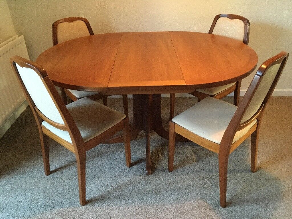 parker knoll dining chairs second hand hanging egg chair in bedroom teak round extendable table revised