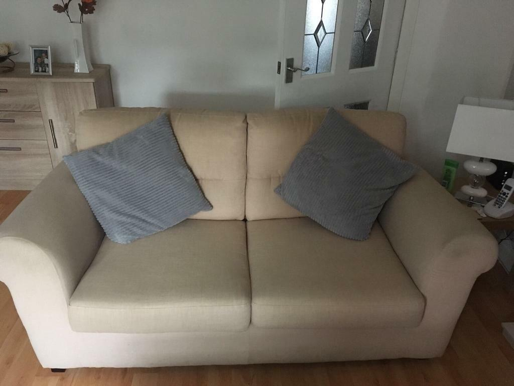 2 seater sofa beds dfs leather store near me bed in southside glasgow gumtree