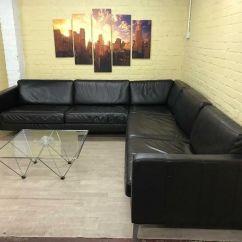 Sofa London Gumtree Reclining Set Cheap Large Family Black Leather Corner In Harrow