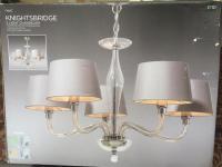 NEXT 5 light Knightsbridge ceiling light X 2 - NEW | in ...