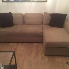 Cushions For 3 Seater Wooden Sofa Tuscan Style Sectional Ikea Bed With Two In Wembley Park