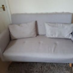 Argos Ava Fabric Sofa Review Arhaus Dune Sofas Armchairs Couches Suites For Sale Gumtree 140 Evie 2 Seater Natural Perfect Condition