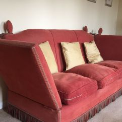 Knole Sofa Price Of Leather Sofas Upgrade It The George Smith Local