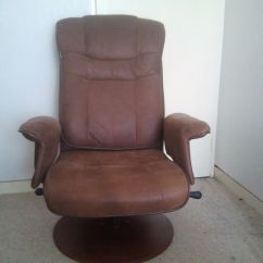 Swivel Chair Uk Gumtree Covers And Sashes For Cheap Quality Leather By Pcl Collection Brown