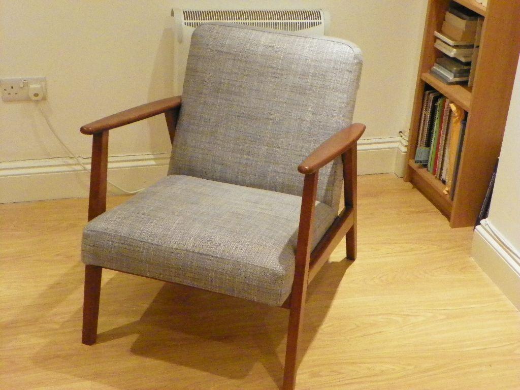 bedroom chair gumtree ferndown cheap kitchen tables with chairs ekenÄset armchair isunda grey in finsbury park london