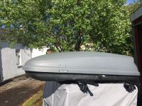 Halfords car roof box with bars | in Carluke, South ...
