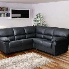 Black And Red Corner Sofa Glass Table Modern Brand New Candy Sofas 3 432 Seater Set Or