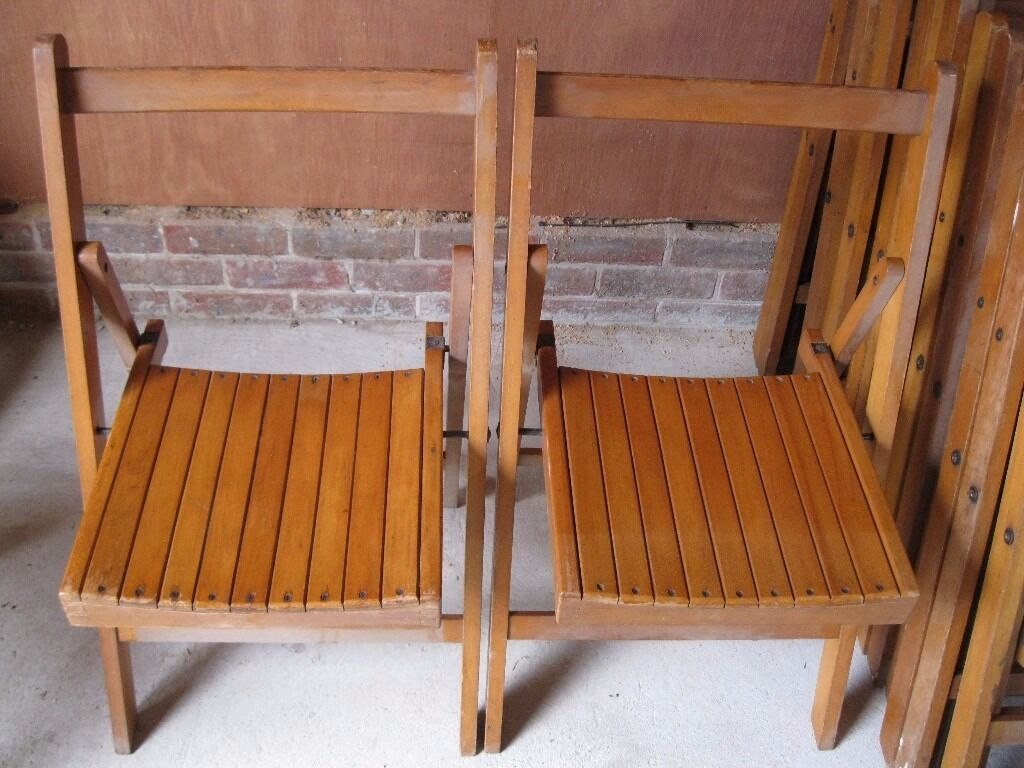 church banquet tables and chairs aeron chair canada vintage folding wooden from 25 each