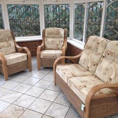 Cheap Rattan Corner Sofa Uk Mainstays Sleeper Ex-display Daro Waterford Cane And Conservatory ...