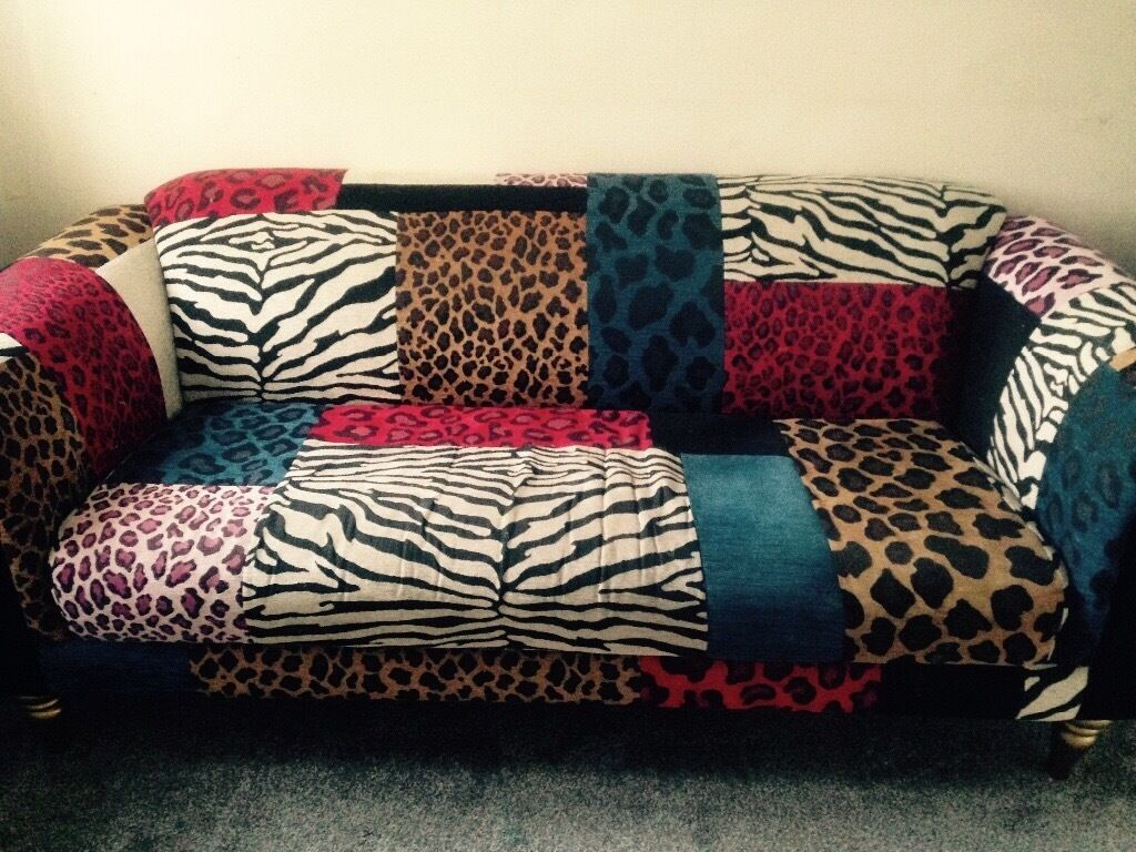 animal print sofas west elm york sofa reviews bite from dfs decor ideas pinterest