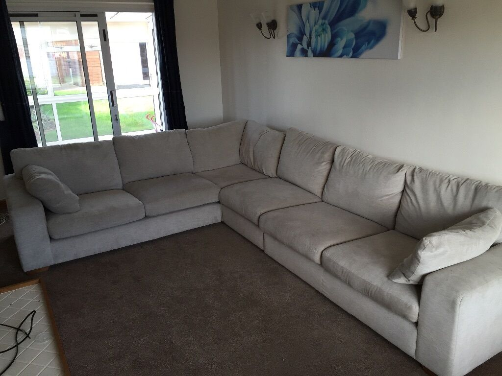 corner sofa bed gumtree sydney karlstad with chaise cover modular sofabed