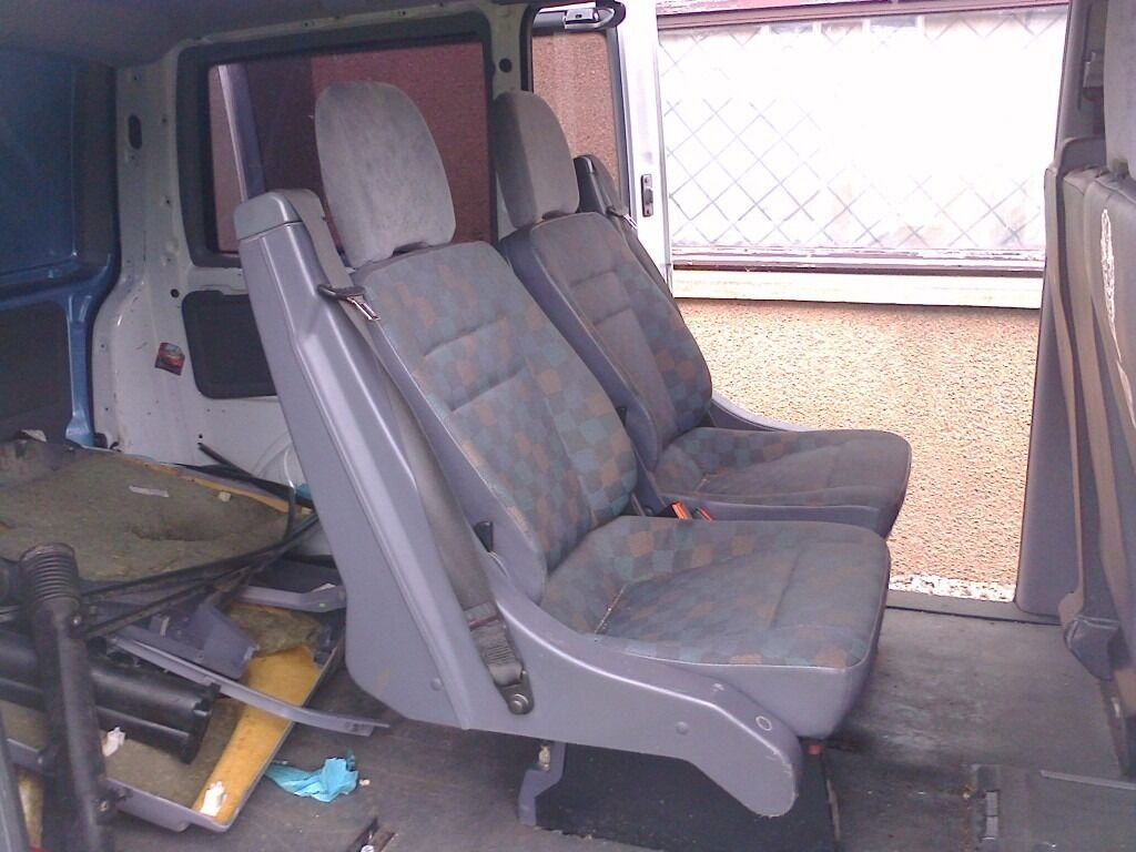 van sofa bed seat 0 sofas mercedes vito traveliner rear seats folding