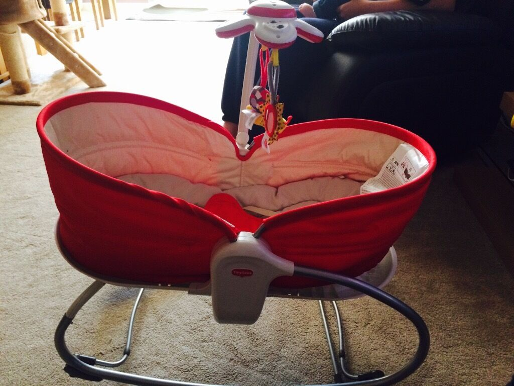 tiny love bouncer chair stores that sell beach chairs 3 in 1 rocker napper buy sale and trade ads