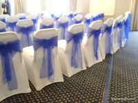 chair cover hire dunfermline hunter green covers in dundee business services gumtree wedding for 50 100 inc sashes and set up lots