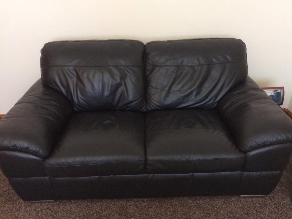 black leather sofas on gumtree sleeper sectional sofa friday couches for sale in kilwinning north