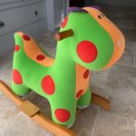 Dinosaur Rocking Horse In Beaconsfield Buckinghamshire Gumtree