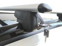 Aluminium Aero Dynamic Locking Roof Rack Rail Bars Saab 9 ...
