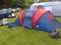 regatta festival 4man to 6 man tent great condition. | in ...