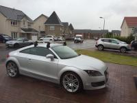 Audi TT Roof Rack | in Dumbarton, West Dunbartonshire ...