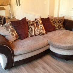 Sofa Colour Combination What Size Is A Bed Mattress Dfs 4 Seater Pillow Back Buy Sale And Trade Ads