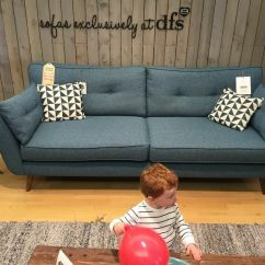 Blue Lounge Chair Cushions Sleep Apnea Recliner *brand New* Dfs/french Connection 4 Seater Zinc Sofa In Teal | Tunbridge Wells, Kent Gumtree