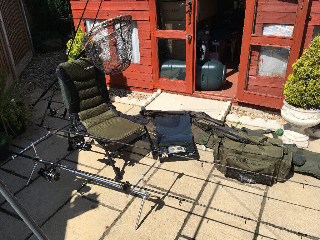 fishing chair setup cape cod chairs carp in west derby merseyside gumtree