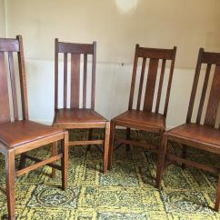 High Back Oak Dining Chairs Sling Chair Fabrics Solid In Newbury Berkshire